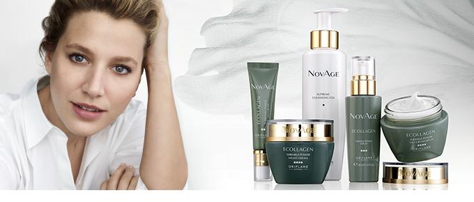 Sada NovAge Ecollagen Wrinkle Power - kód 31786